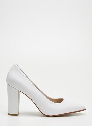 D by Divarese Ayakkabı Beyaz